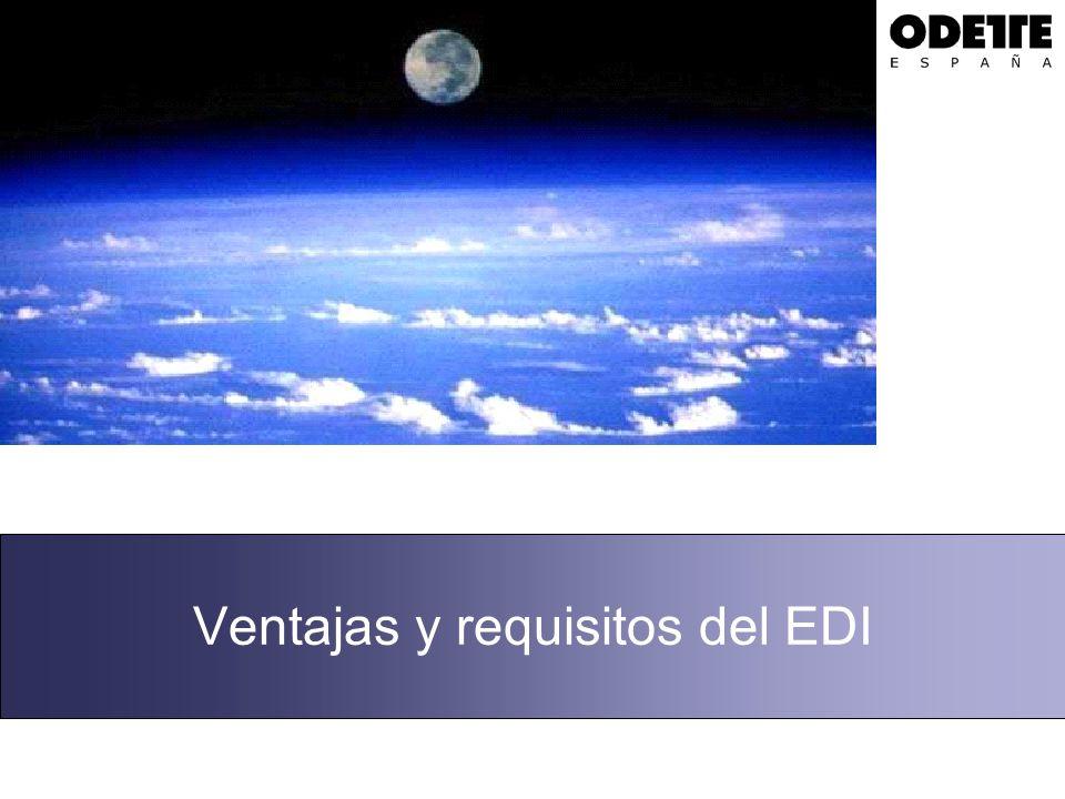 ¿ Por qué triunfa el EDI .