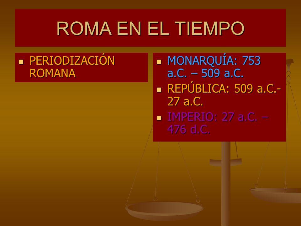 CONSECUENCIAS ECONÓMICAS Roma se convierte en el principal centro comercial del mediterráneo Roma se convierte en el principal centro comercial del mediterráneo Desigual distribución de la riqueza Desigual distribución de la riqueza Importancia de los esclavos como elementos productores de la riqueza del imperio.
