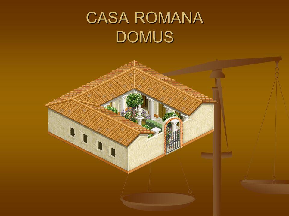 CASA ROMANA DOMUS