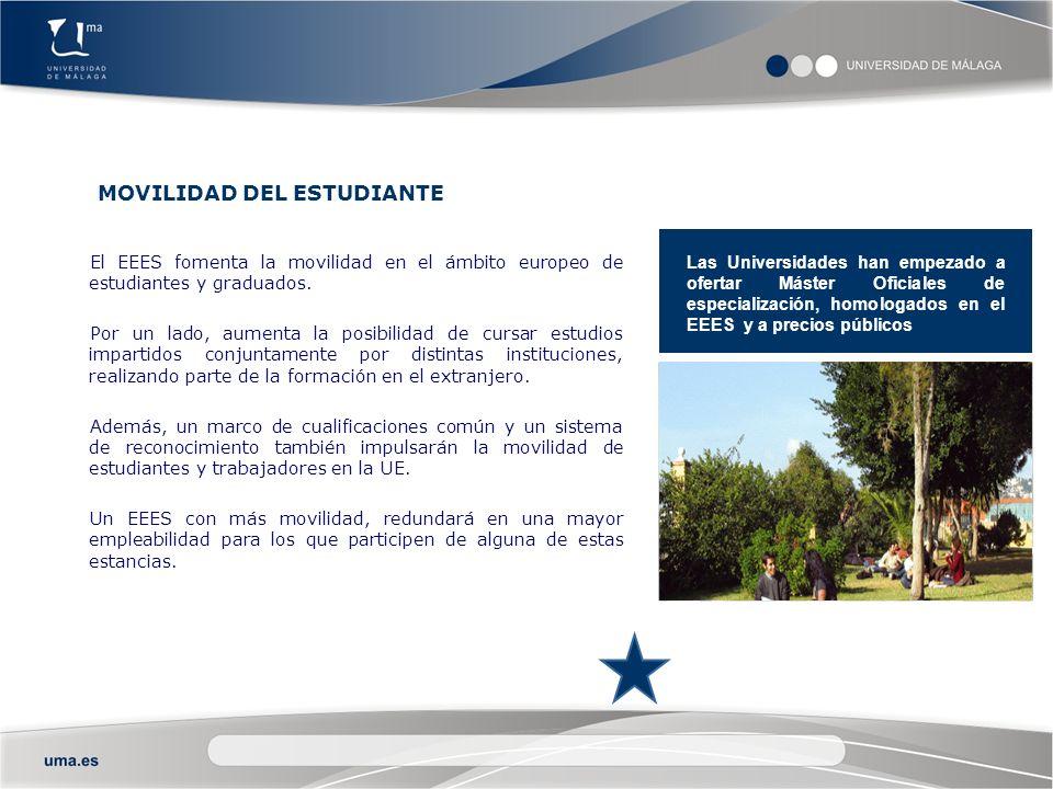 ACCESO A LA UNIVERSIDAD La reforma afectará a otros aspectos como el acceso a la Universidad.