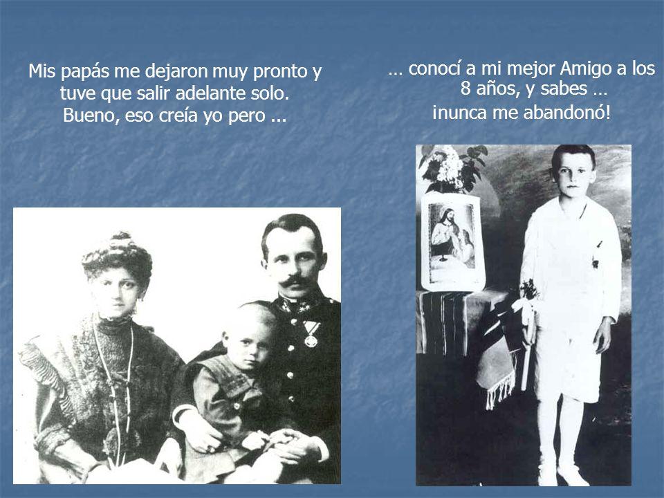 Emilia, la madre de Juan Pablo II.Emilia pertenecía a una familia de clase media.