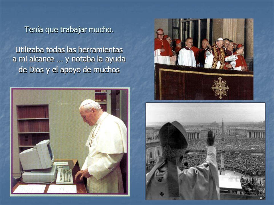 Juan Pablo II, Madrid, 3 y 4 Mayo 2003: Sigo creyendo en los jóvenes, en vosotros.