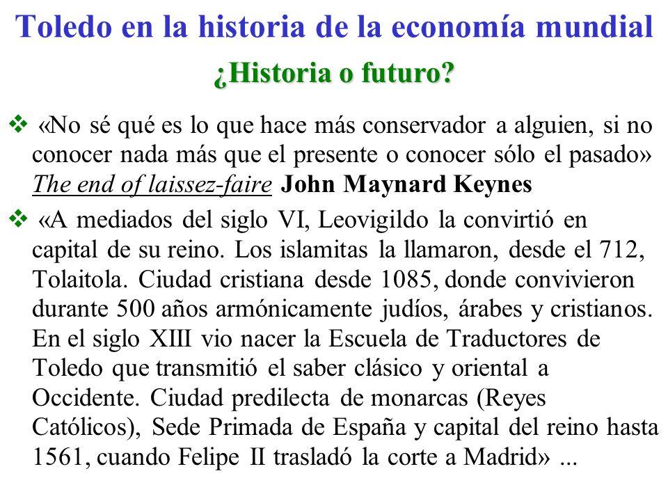 Toledo en la economía actual Indicador de difusión de la Nueva Economía