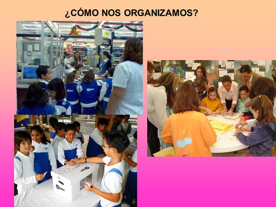 ¿Cómo nos organizamos? Un estudio de los sistemas y comunidades de los seres humanos; del mundo del trabajo; su naturaleza y sus valores; del empleo y