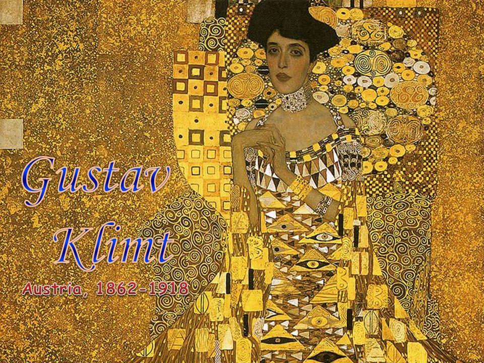 Hemos seleccionado El beso, la obra cumbre de Gustav Klimt, pintada entre 1907 y 1908, para cerrar este pequeño repertorio ofrecido.
