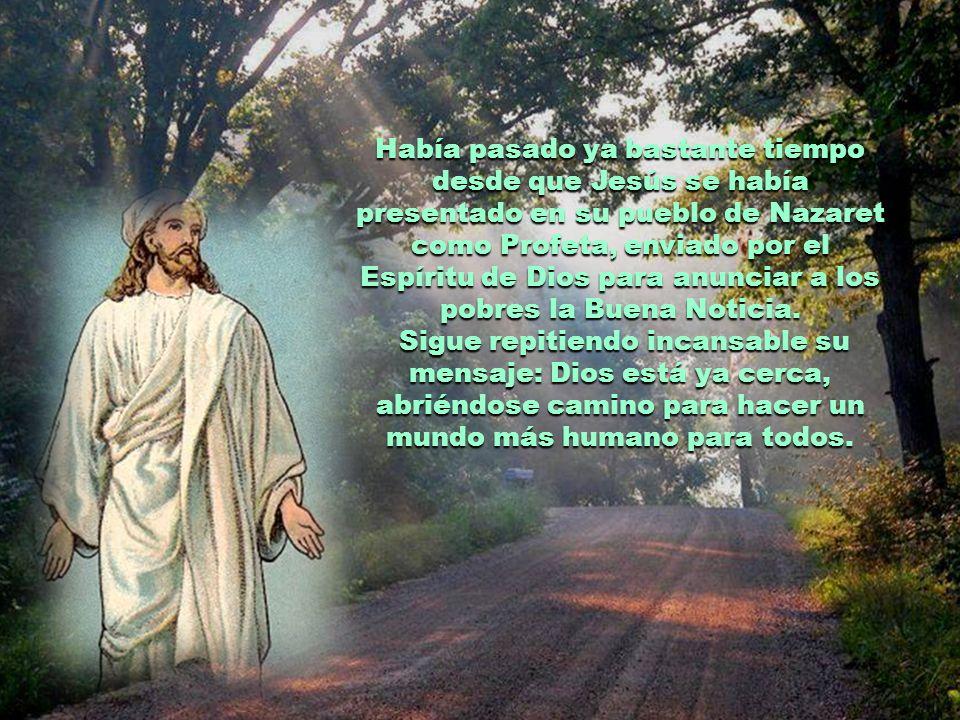 3 de marzo de 2013 3 Cuaresma (C) Lucas 13, 1-9 Red evangelizadora BUENAS NOTICIAS Impulsa la conversión en la Iglesia. Pásalo. Impulsa la conversión