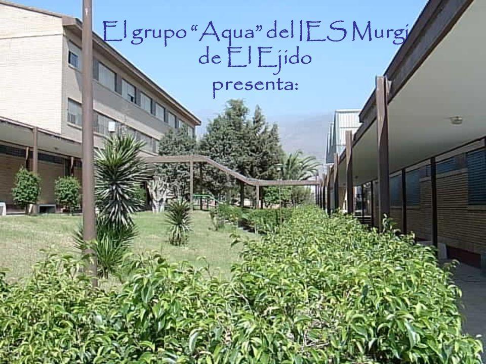 El grupo Aqua del IES Murgi de El Ejido presenta: