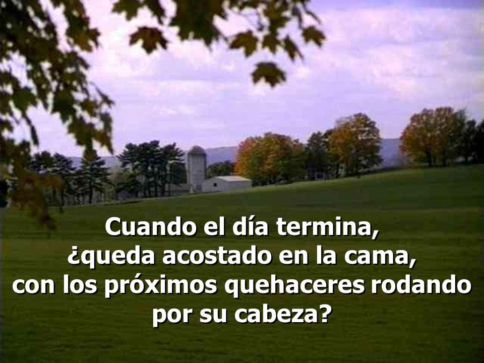 ¿A través de cada día usted corre o vuela Cuando pregunta ¿Cómo estás ¿Escucha la respuesta ...