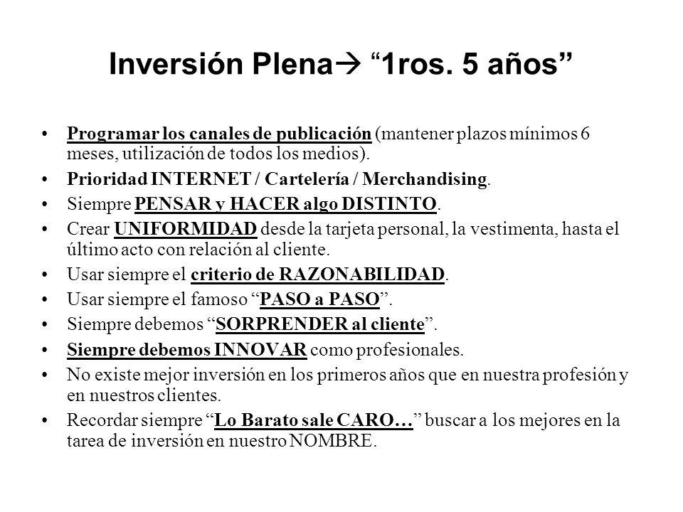 Inversión Plena 1ros.