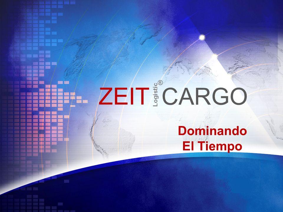 LOGO ZEIT Logistic CARGO Dominando El Tiempo ®