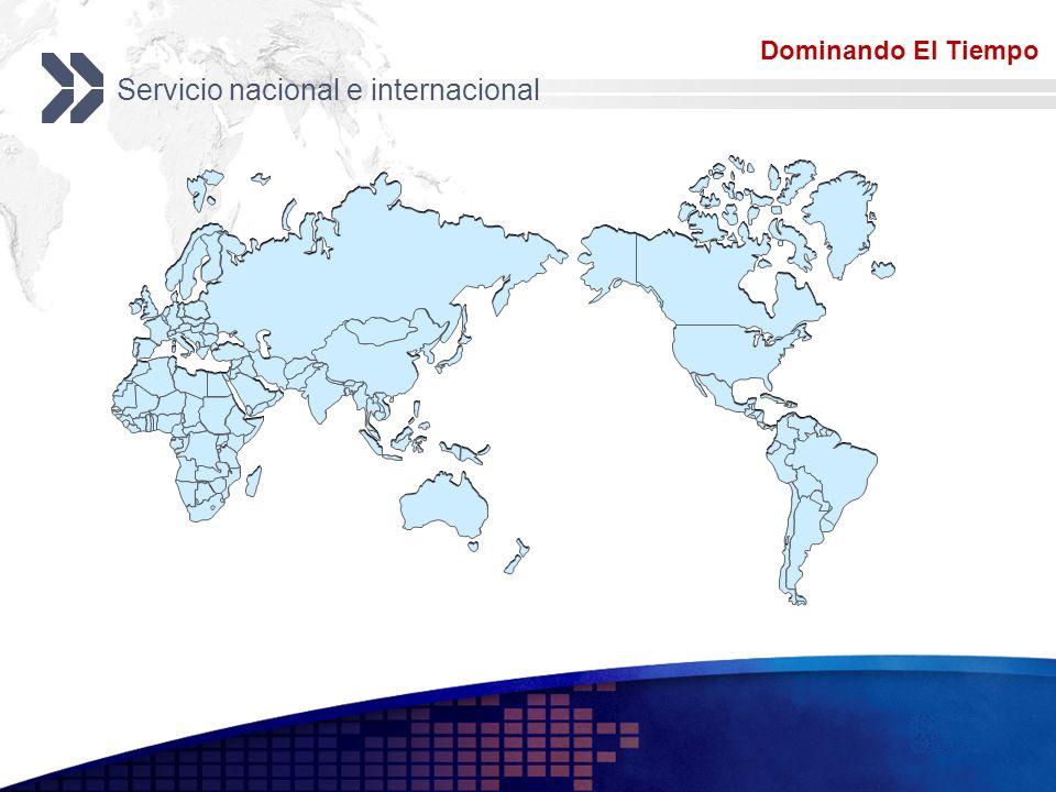Add your company slogan LOGO Contenido Transporte Terrestre U.S.A, México y Canadá 1 Flete Marítimo 2 Flete Carga Aérea 3 Paquetería y Mensajería 4 Dominando El Tiempo Seguros de Mercancía.