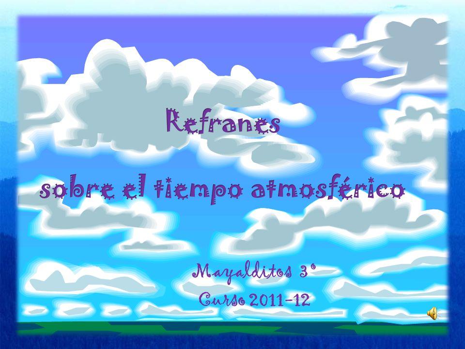 Mayalditos 3º Curso 2011-12