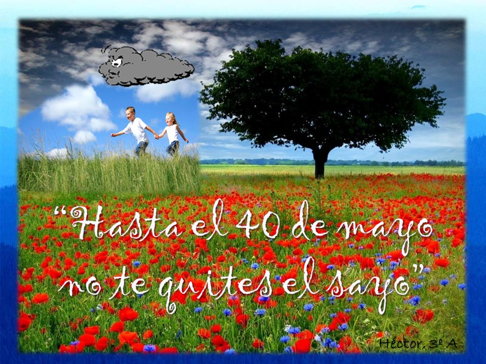 * San Marcos, 25 de abril. Jorge Alonso, 3º A * San Marcos, 25 de abril.