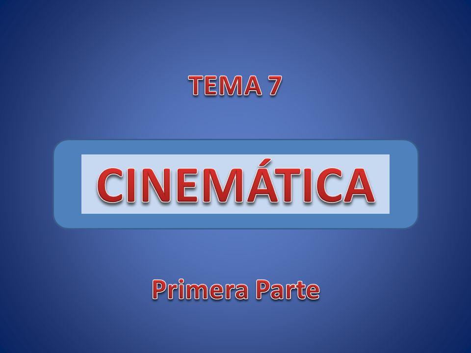 La cinemática es la parte de la física que estudia el movimiento de los cuerpos sin tener en cuenta las causas que lo producen ¿QUÉ ES LA CINEMÁTICA.
