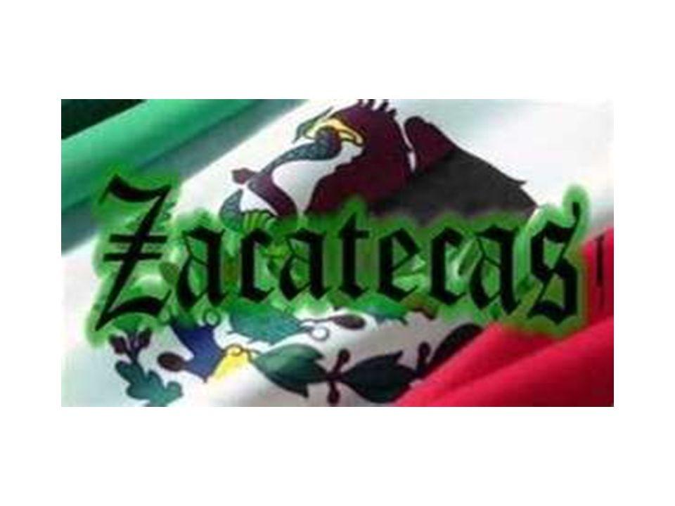 Zacatecas The city