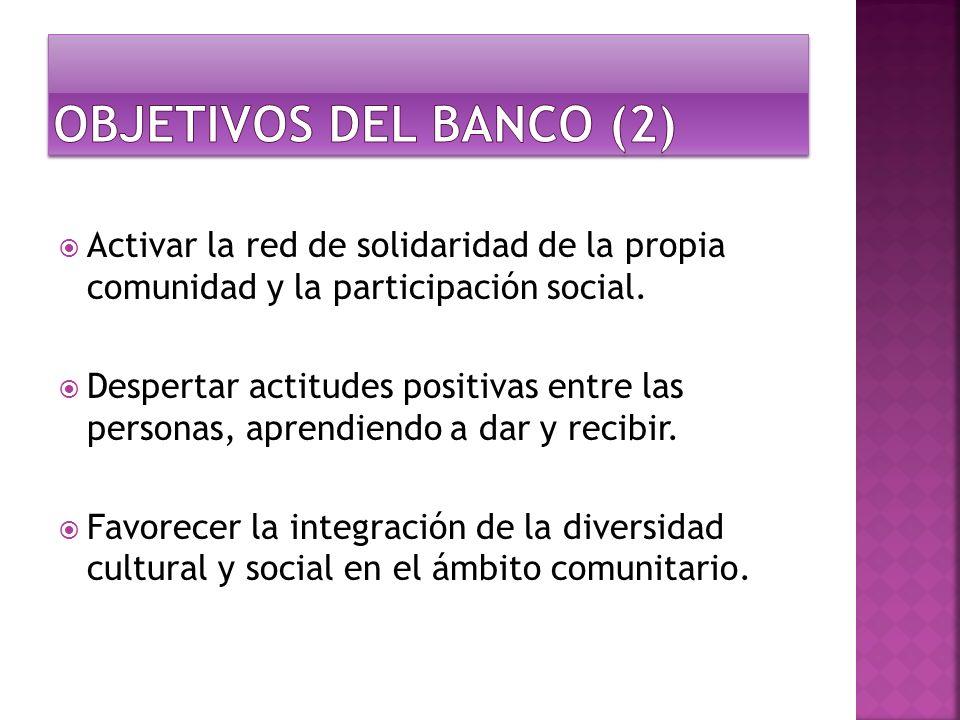 El banco del tiempo de San Cristóbal es una iniciativa sin fines de lucro, impulsada y coordinada por las Hermanitas de la Asunción, con la finalidad de desarrollar y fortalecer el voluntariado y la solidaridad en nuestro barrio.
