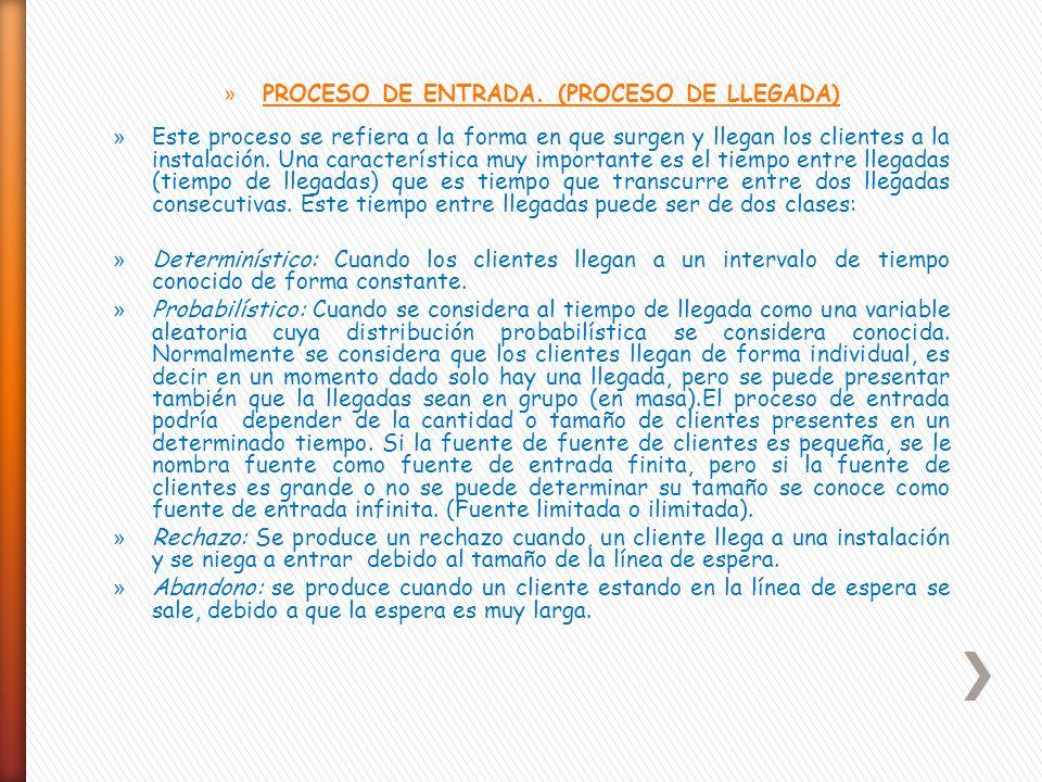 » PROCESO DE SALIDA.