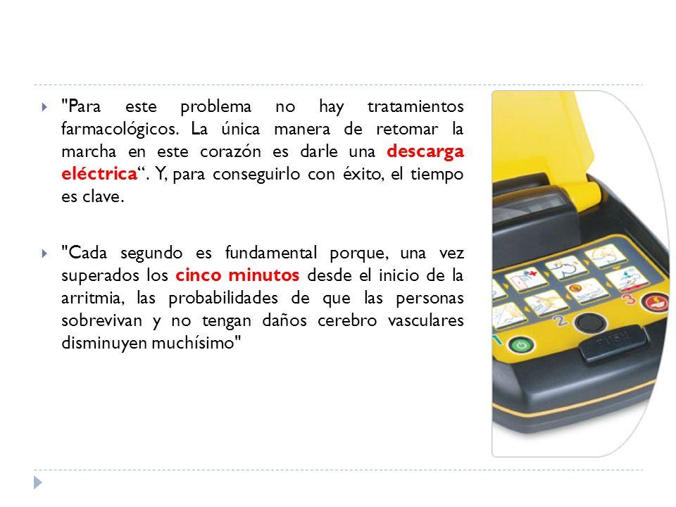 AED MEDIANA TECH Características externas