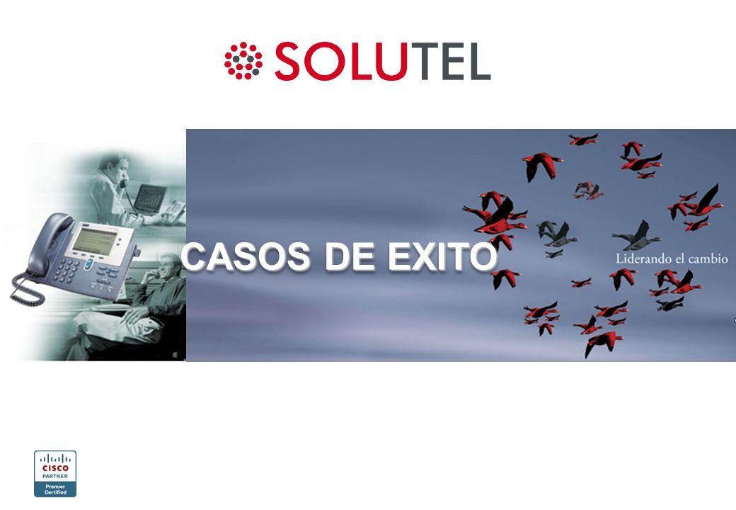 AYUNTAMIENTO DE ABARAN CallManager / 60 usuarios Diseño, Integración y soporte de Telefonía IP para la gestión de llamadas CASO DE ÉXITO: AYTO.
