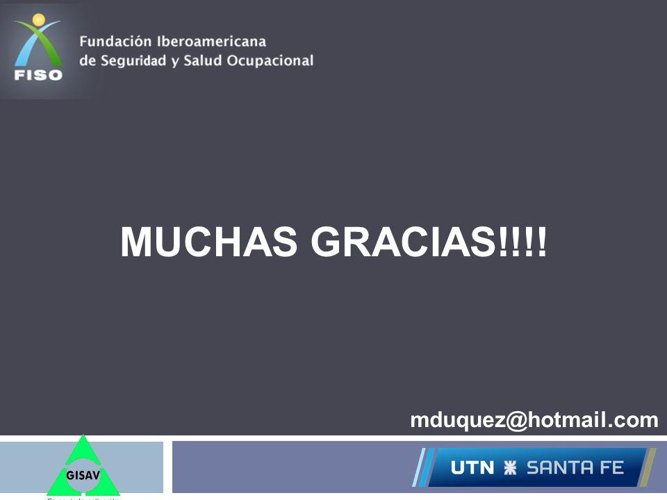 MUCHAS GRACIAS!!!! mduquez@hotmail.com