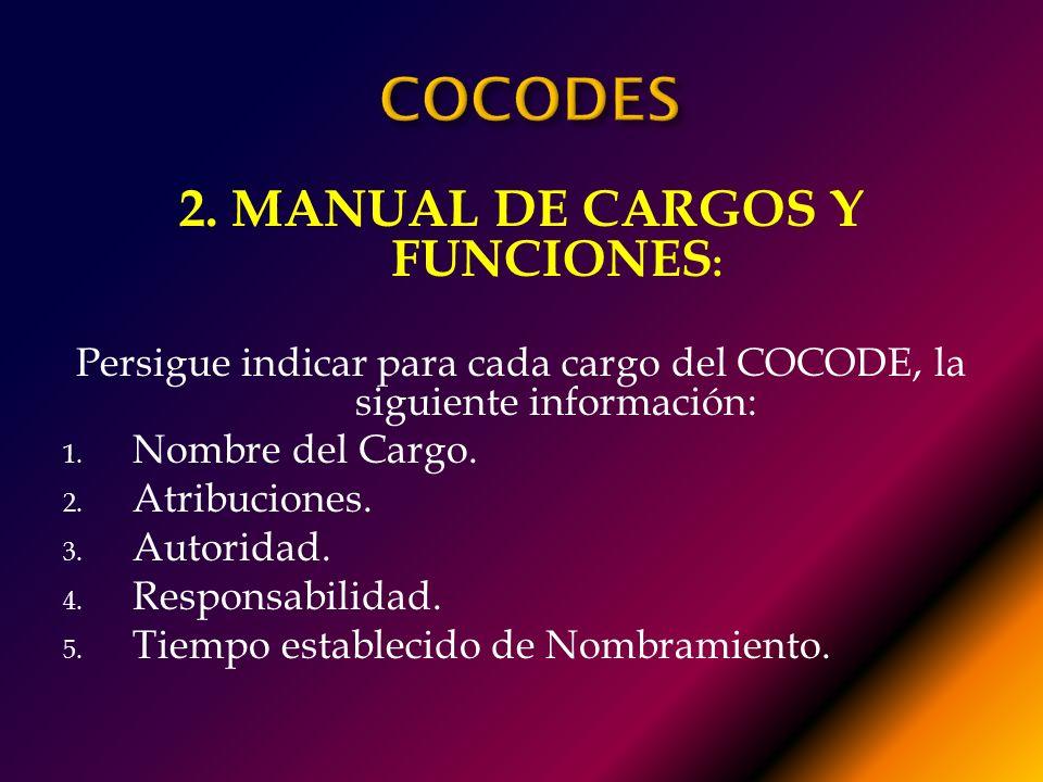 PRESIDENTE DE COCODE TESORERO DE COCODE SECRETARIO DE COCODE