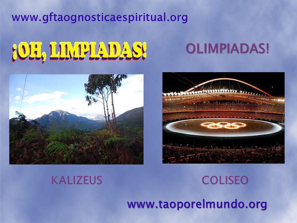 Y TORNA NUEVAMENTE LA HISTORIA… www.gftaognosticaespiritual.orgwww.taoporelmundo.org