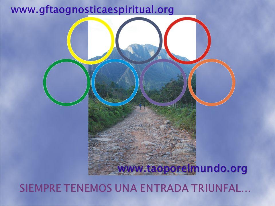 IMPONENTE GARGANTA! KAMINO AL GRAN TEMPLO VEGETAL SAKROAKUARIUS… www.gftaognosticaespiritual.orgwww.taoporelmundo.org