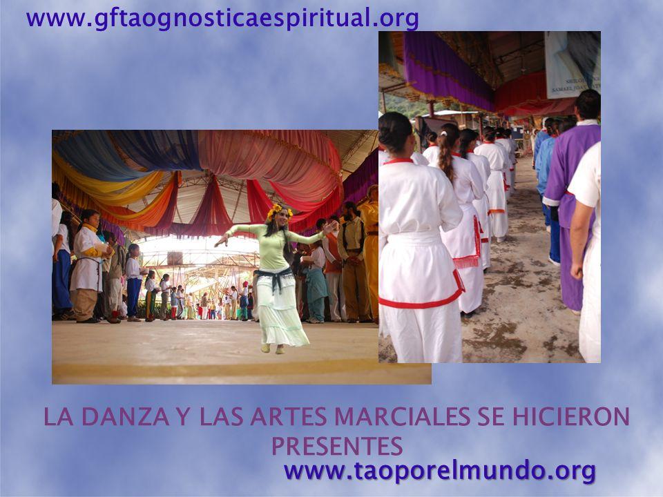 SIEMPRE TENEMOS UNA ENTRADA TRIUNFAL… www.gftaognosticaespiritual.org www.taoporelmundo.org