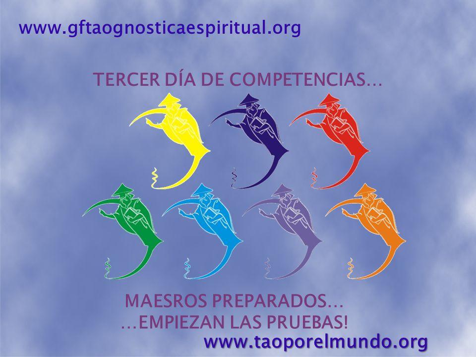 LOS DRAGONES GANADORES SE PREPARAN PARA SU PRUEBA PUBLICA … EL TIEMPO FUE PROTAGONISTA EN ESTAS JUSTAS HASTA EL ULTIMO MOMENTO… www.gftaognosticaespiritual.orgwww.taoporelmundo.org