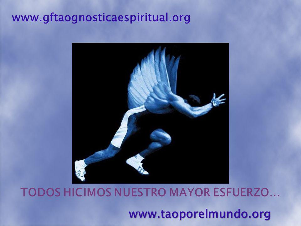 PRIMERA PUEBA… ATLETISMO RESISTENCIA … www.gftaognosticaespiritual.org www.taoporelmundo.org