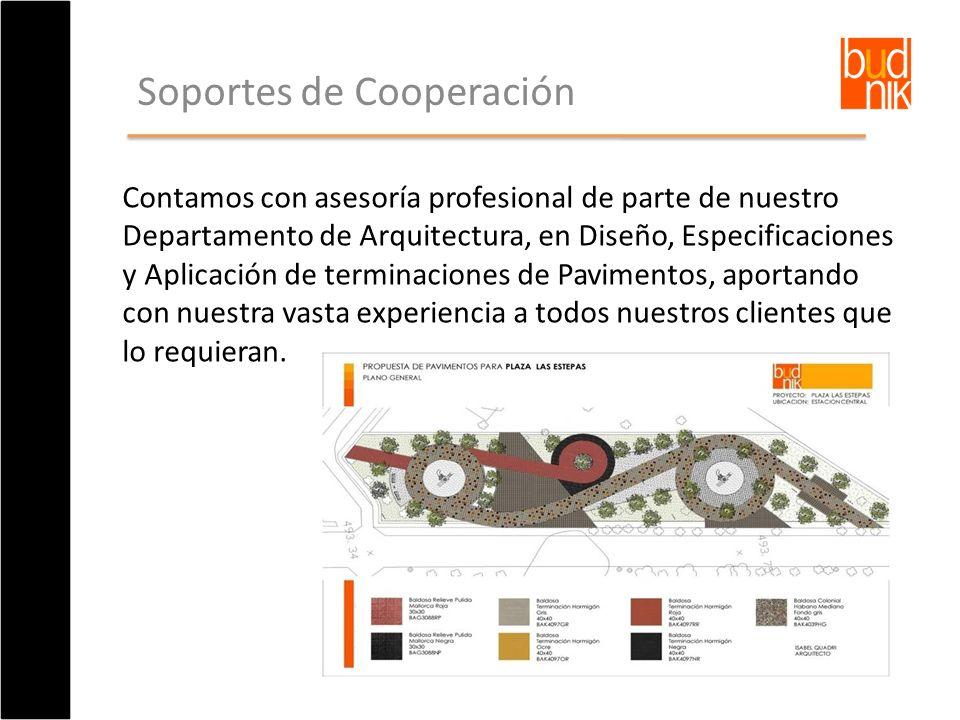Contamos con asesoría profesional de parte de nuestro Departamento de Arquitectura, en Diseño, Especificaciones y Aplicación de terminaciones de Pavim