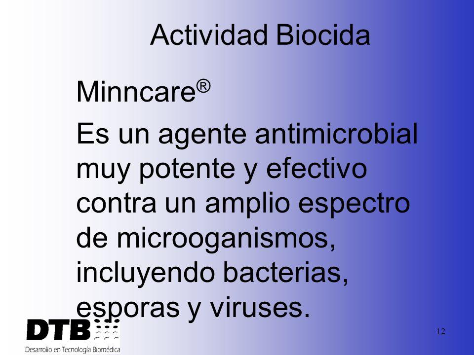11 Actividad Biocida