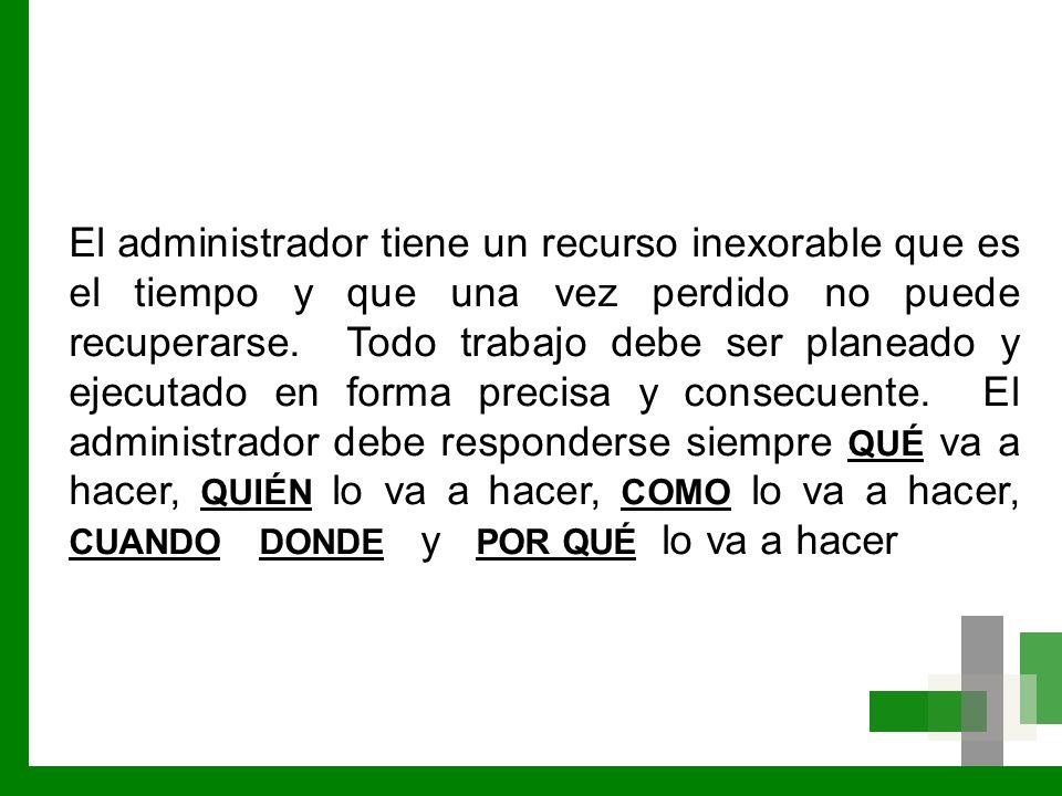 CONTROL DE LA GESTION CUANTAS AREAS DE EFECTIVIDAD SON ADECUADAS.