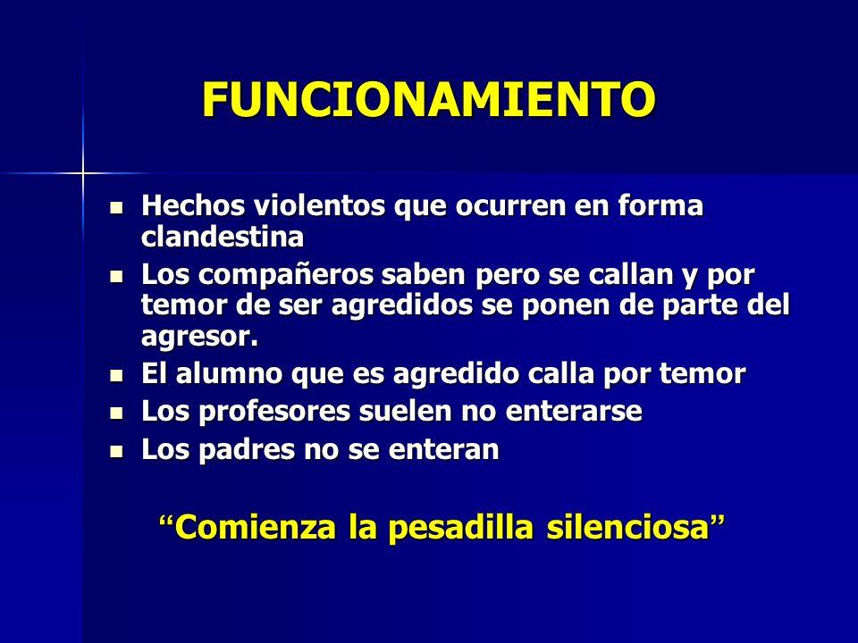 Tendencia del matonaje Hostigamientos … agresión física … agresión psicológica … aislamiento ….
