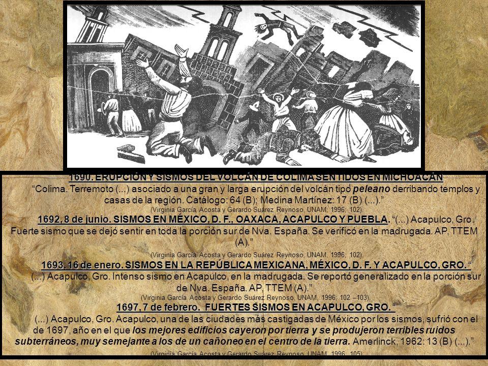 1649.ZACATULA ESTABA DESHABITADA POR LOS HURTOS Y EL CONTRABANDO.