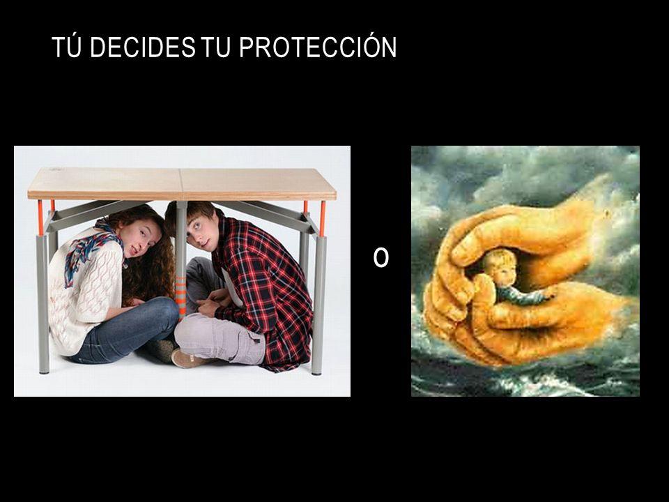 TÚ DECIDES TU PROTECCIÓN o