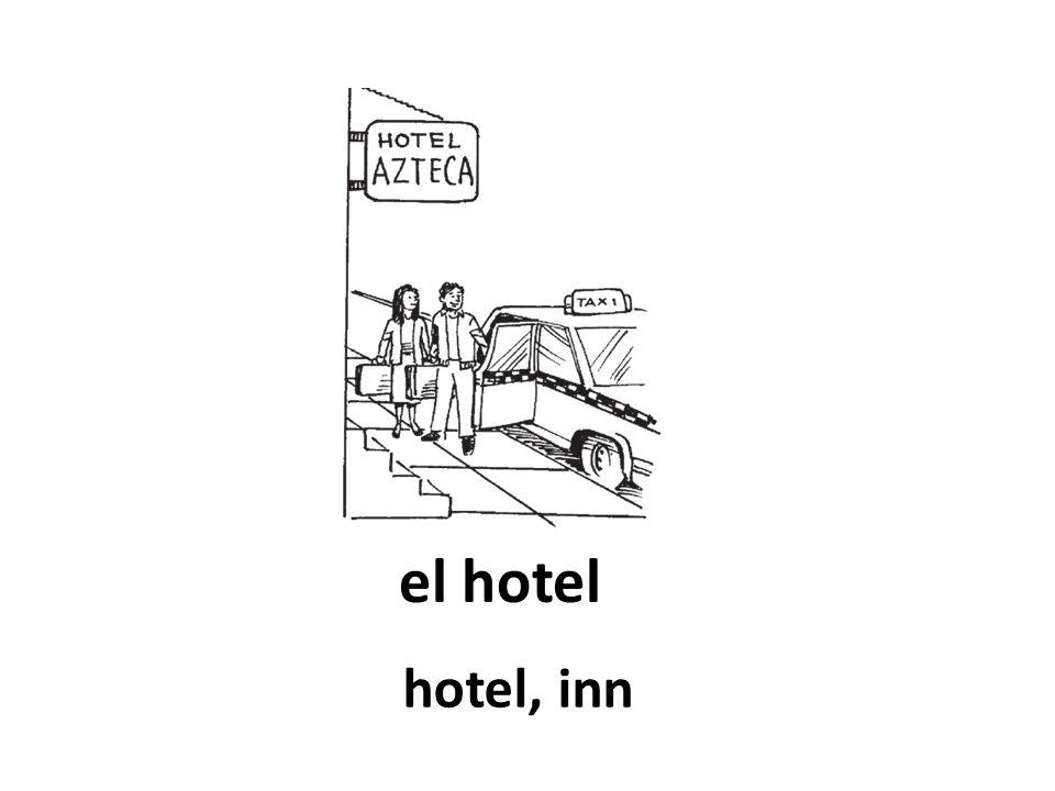 el hotel hotel, inn