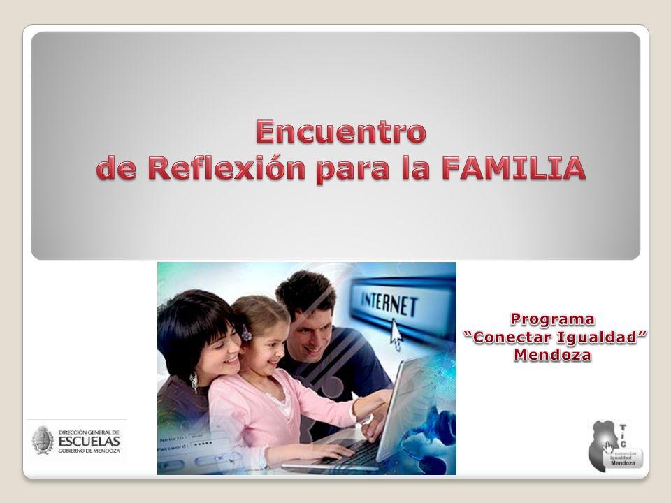 Recomendación: ampliar información en: http://escritoriofamilias.educ.ar/index.html http://escritoriofamilias.educ.ar/index.html