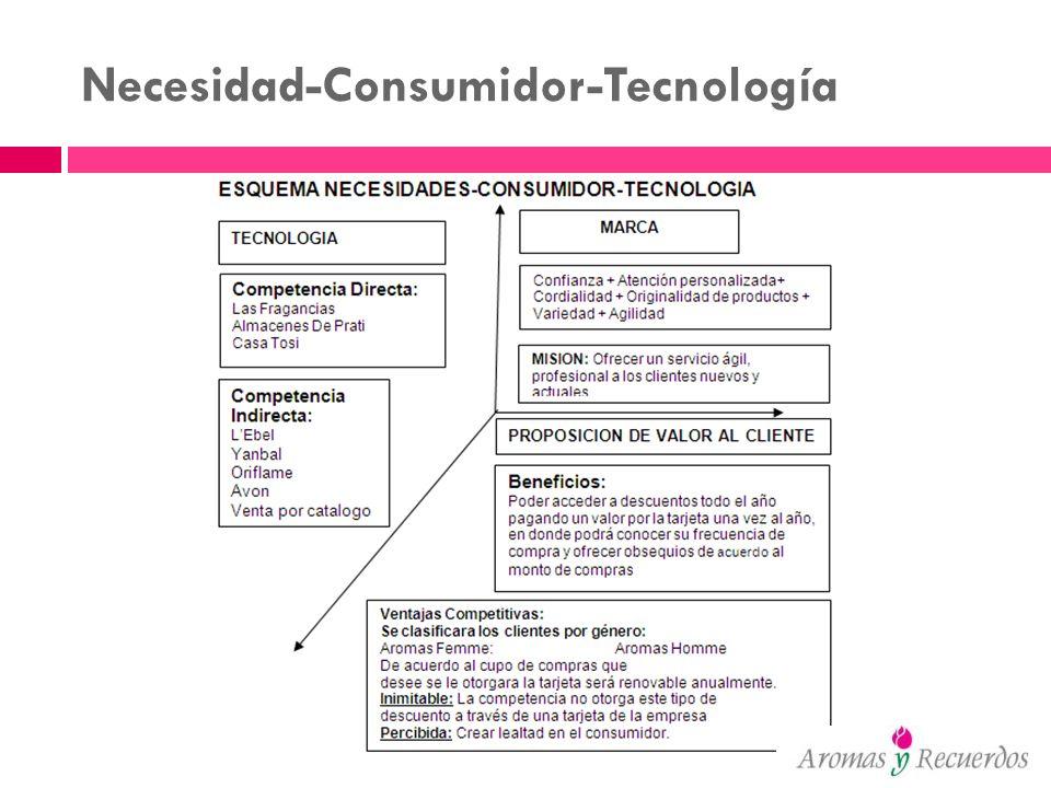 Necesidad-Consumidor-Tecnología