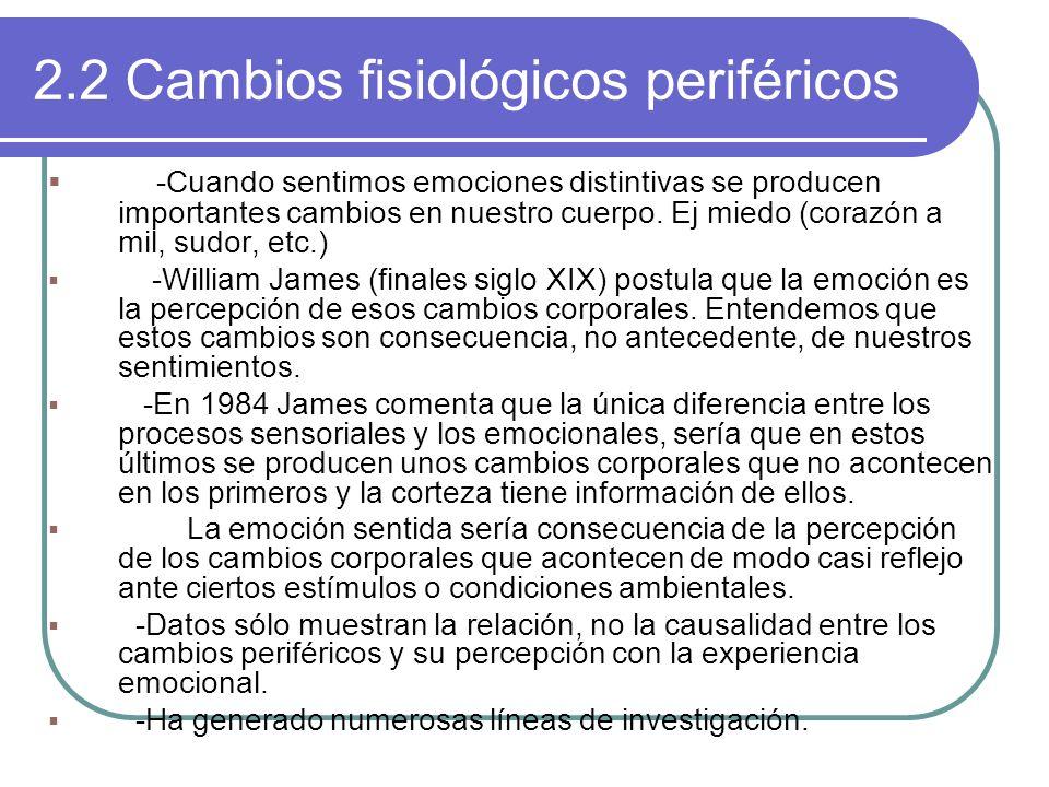 3.3.El redescubrimiento de los procesos afectivos desde la neurofisiología Joseph LeDoux.