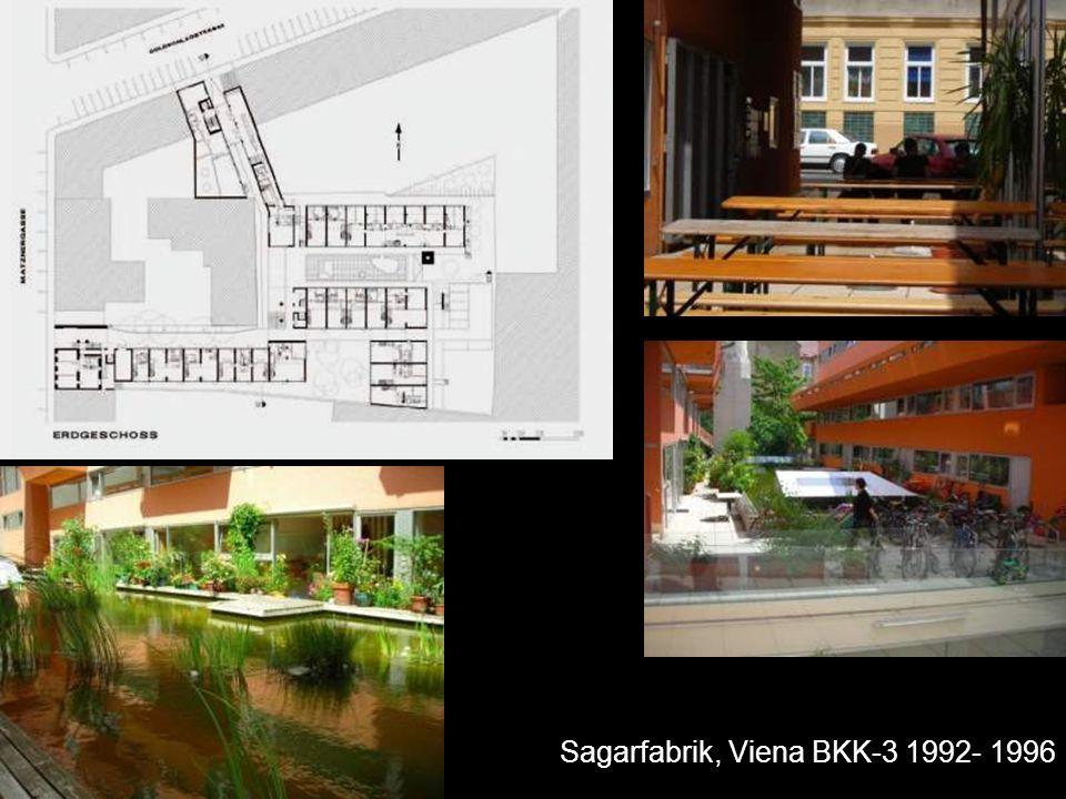 Sagarfabrik, Viena BKK-3 1992- 1996