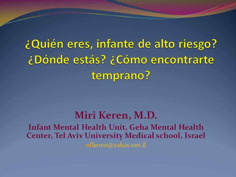 Miri Keren, M.D.