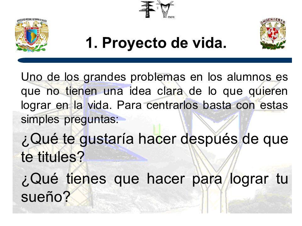 1.Proyecto de vida.