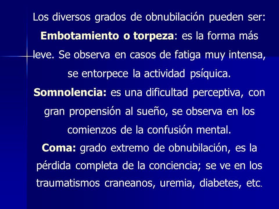 Psicopatología de la afectividad Síndrome de excitación psicomotriz: Síndrome de excitación psicomotriz: Gran hipertimia, con labilidad afectiva oscilando desde la alegría y la euforia hasta la cólera y el furor.