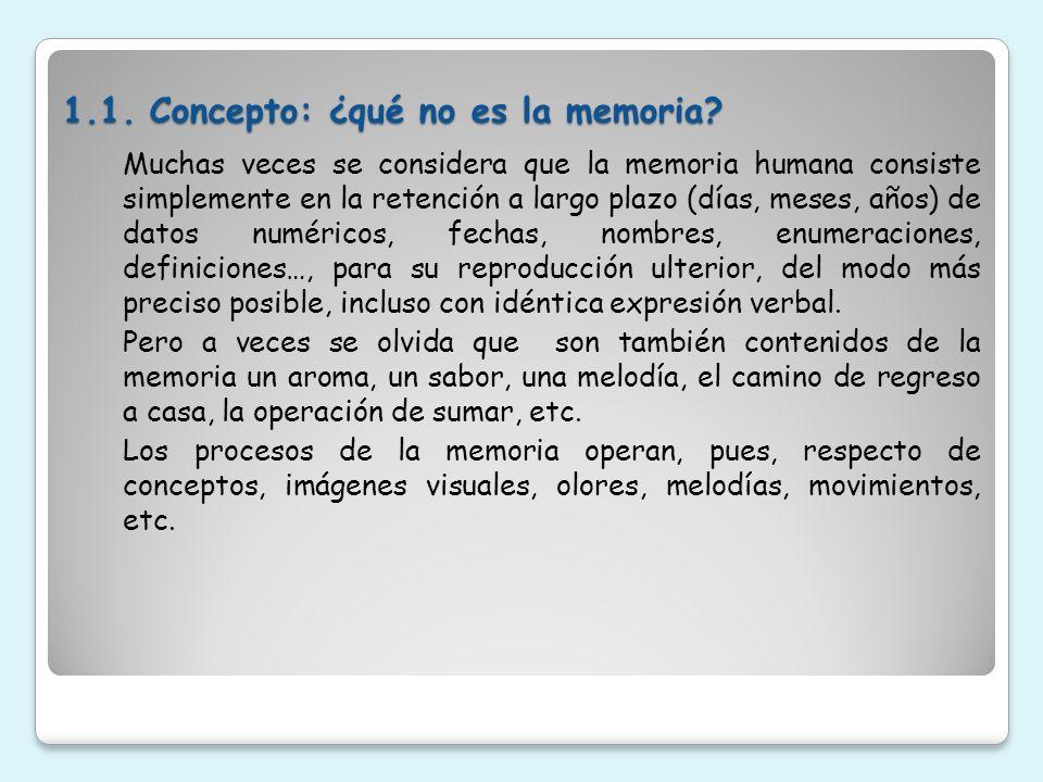1.1.Concepto: ¿qué es la memoria.