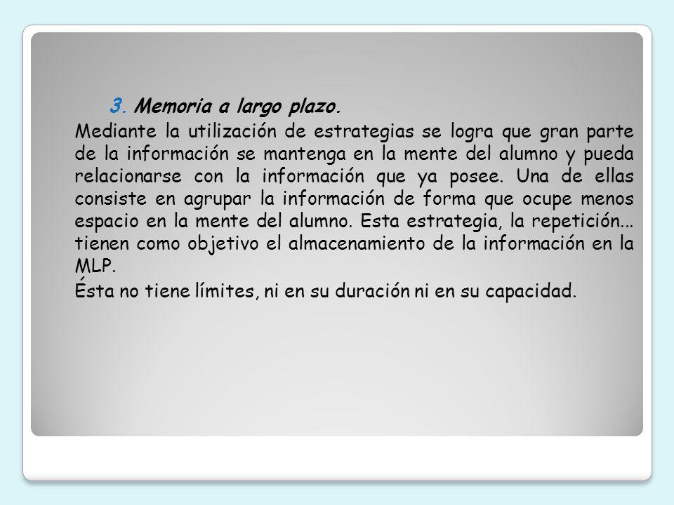 En la memoria humana se almacenan o retienen dos tipos básicos de conocimiento: conocimiento declarativo y conocimiento procedimental.