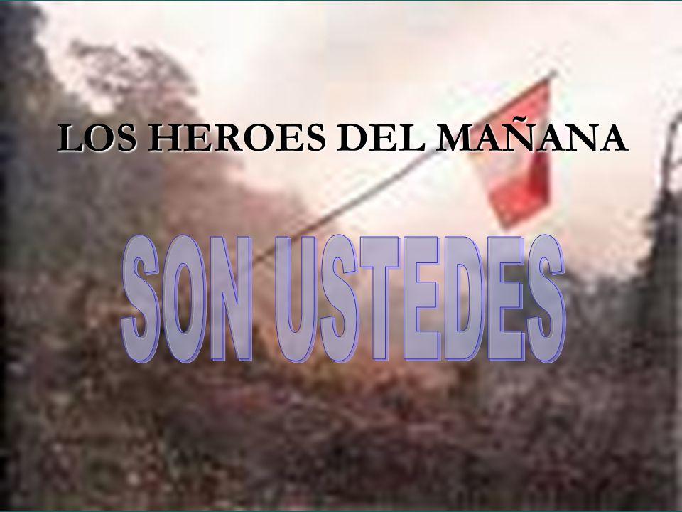 LOS HEROES DEL MAÑANA