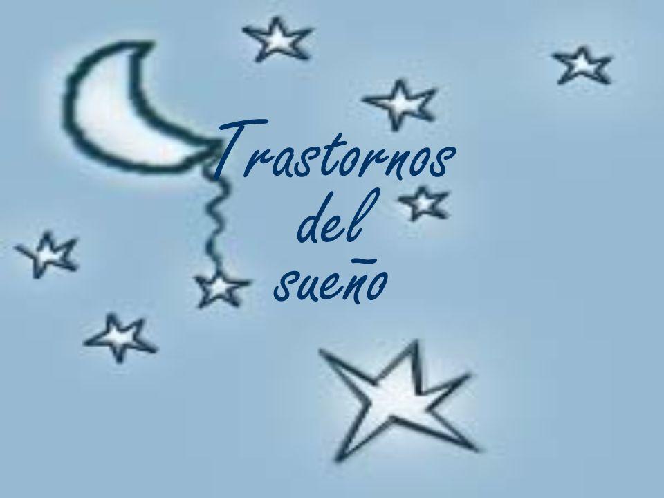 INDICE Trastornos primarios del sueño.Disomnias: Insomnio primario.