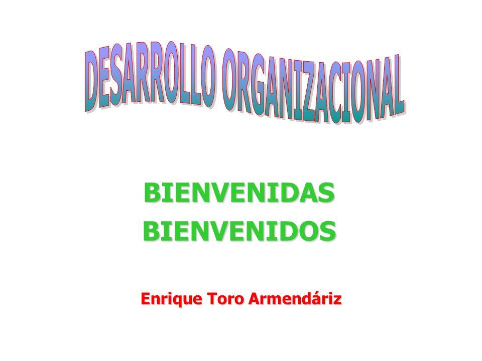 BIENVENIDASBIENVENIDOS Enrique Toro Armendáriz Enrique Toro Armendáriz