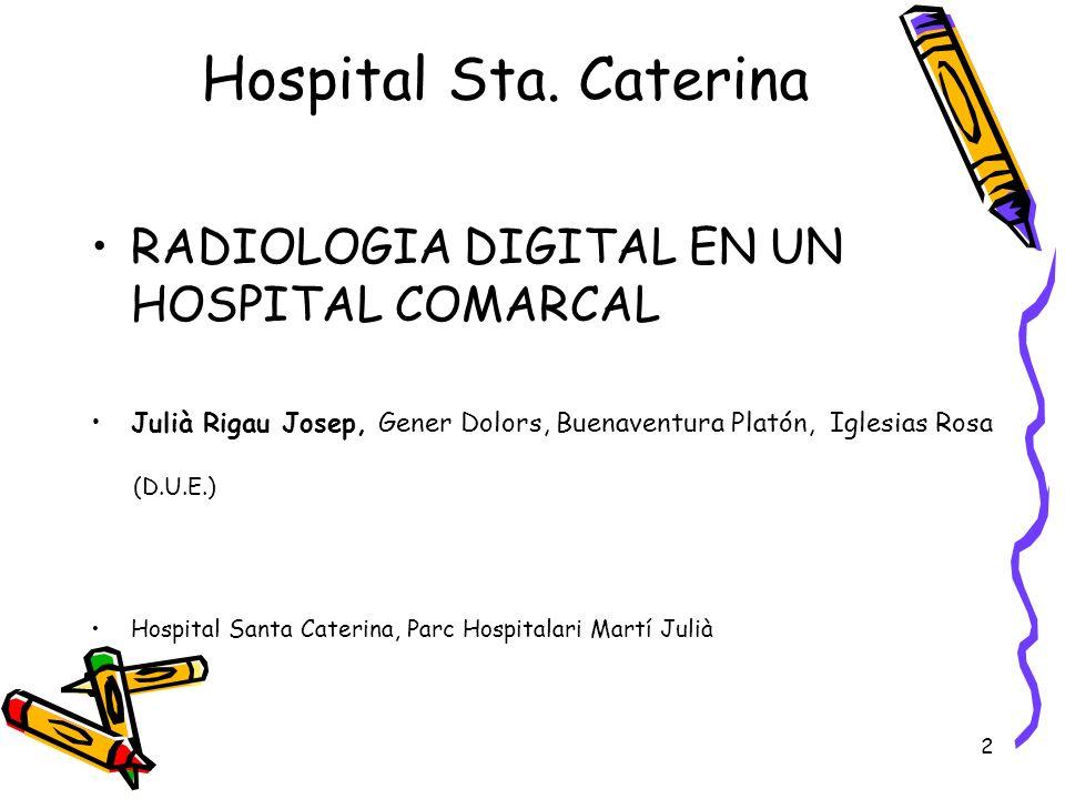 2 Hospital Sta.